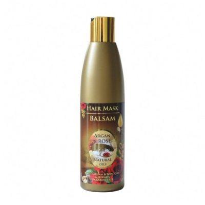 Hair Mask Argan and Rose 250ml