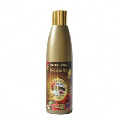 Refreshing shower Gel Argan and Rose 250ml