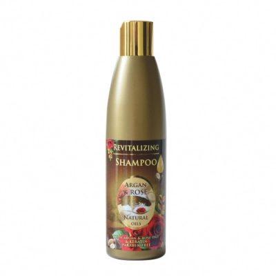 Repair Shampoo Argan and Rose 250ml