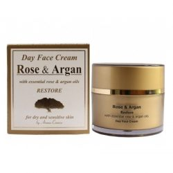 Day Face Cream Rose and Argan oils 50 ml