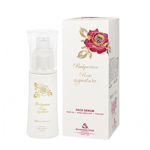 Face Serum Bulgarian Rose Signature 30ml