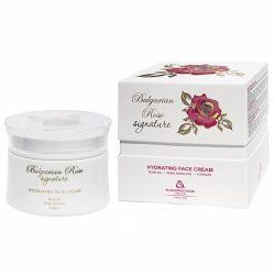 Hydrating Face Cream Bulgarian Rose Signature 50 ml