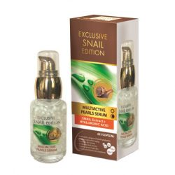 Multiactive pearls serum Snail & Hyaluron 30ml