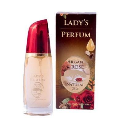 Perfume Argan and Rose 50ml