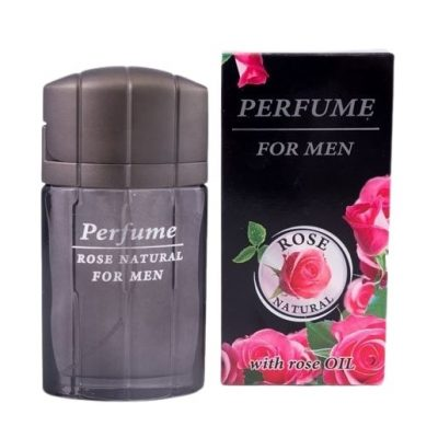 Perfume Rose Natural with Rose Oil for Men 100ml