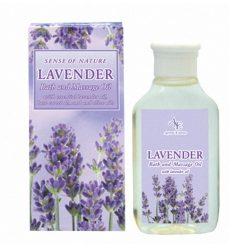 Bath and Massage Oil Lavender 50ml