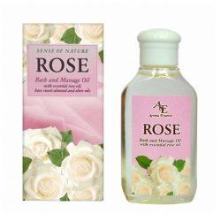 Bath and Massage Oil White Rose 50ml