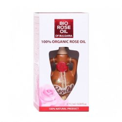 Bulgarian Rose Oil - Organic Bio Rose Oil of Bulgaria 1.2ml