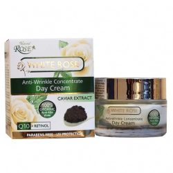 Day cream Anti-age White Rose & Black Caviar50ml