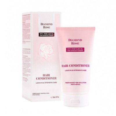 Hair Conditioner Leave in & Intensive care Diamond Rose 150ml