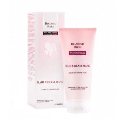 Hair cream mask Complete Repair Care Diamond Rose 200ml
