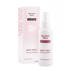 Parfuming body spray Diamond Rose 150ml