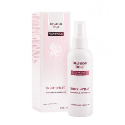 Parfuming body spray Diamond Rose 150ml