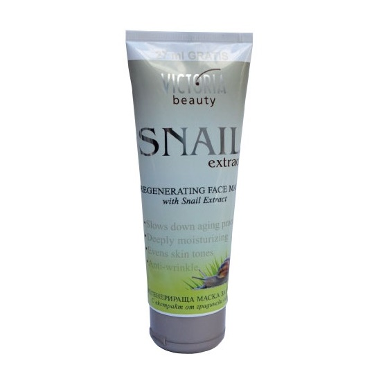 Regenerating face mask with Snail Extract 177ml