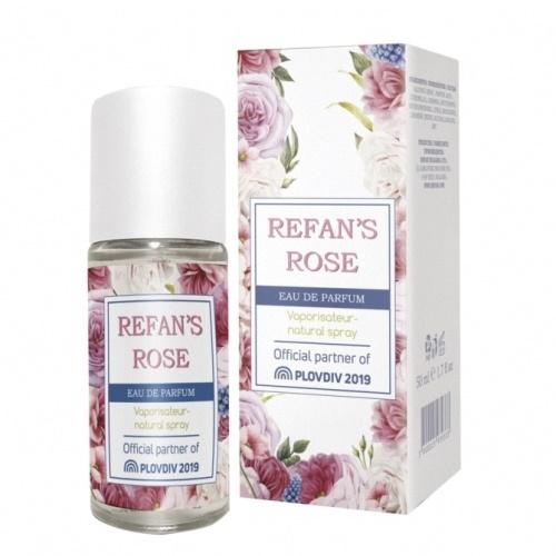 Eau de parfum Refan's Rose 50ml