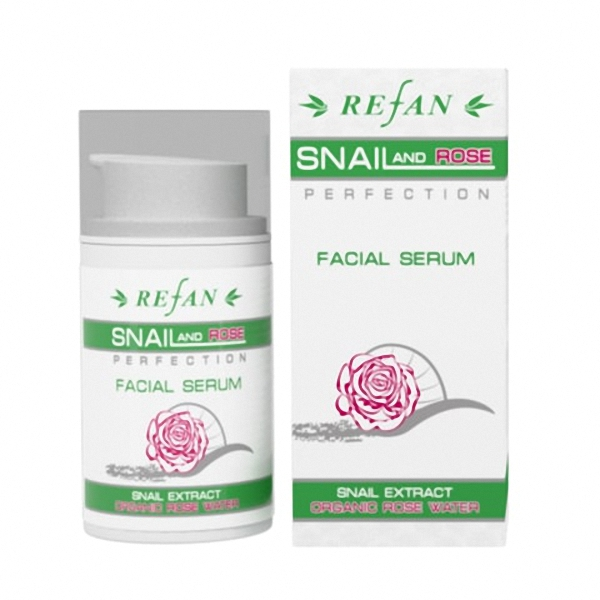 Facial Serum Snail and Rose Perfection 50ml