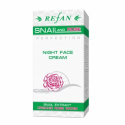Night Face Cream Snail and Rose Perfection 50ml