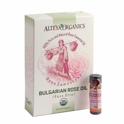 Bulgarian Organic Rose Oil 2.3