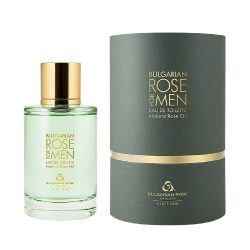 Bulgarian Rose for men eau de toilette 100 ml