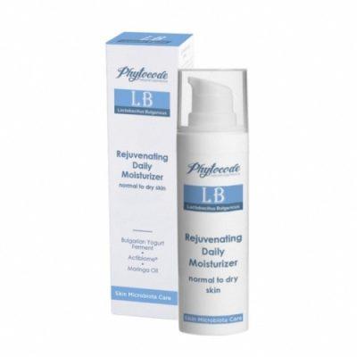 Rejuvenating Daily Moisturizer, normal to dry skin 30ml